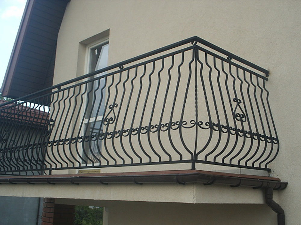 slusarstwo kowalsktwo balustrada